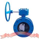 AWWA C504 Butterfly Valve, Rubber Seated